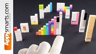Counting DIY Magnetic Numberblocks (1 to 20) - crafts project for kids