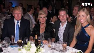 Cколько заплатил отцу за благотворительность Эрик Трамп?