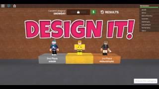 Becoming a Fashion Designer!! | Roblox | Symmetrical OCD