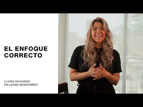 IGLESIA EN LÍNEA | Lluvia Richards - El enfoque correcto | Hillsong Monterrey