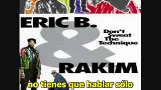 Eric B & Rakim - Don