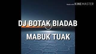 DJ BOTAK BIADAB MABUK TUAK BIKIN NGILER (BASSNYA)