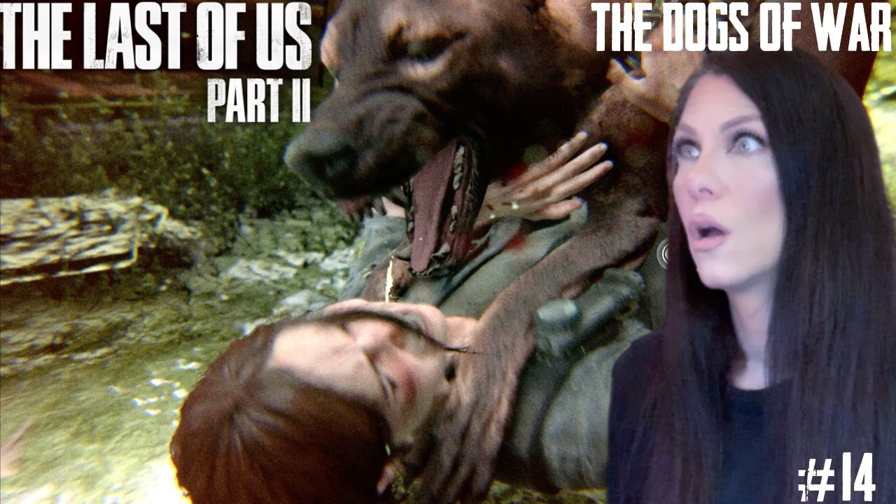 THE LAST OF US PART II - THE DOGS OF WAR - PART 14 - Walkthrough - Naughty Dog