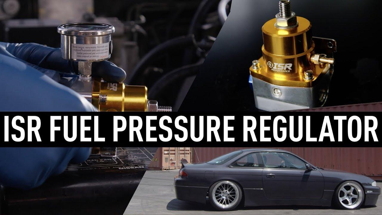 240sx Isr Performance Fuel Pressure Regulator Install Street Troubleshooting Project S14