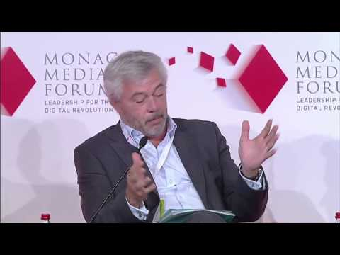Monaco Media Forum 2012: Conversation - King Tablet