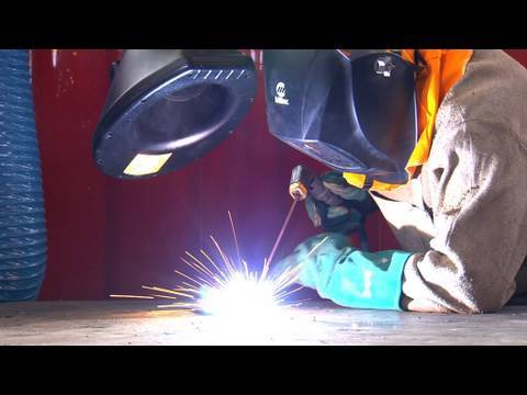 Welding Safety Video 2010 - Understanding Welding Hazards Safetycare - Arc flash covered