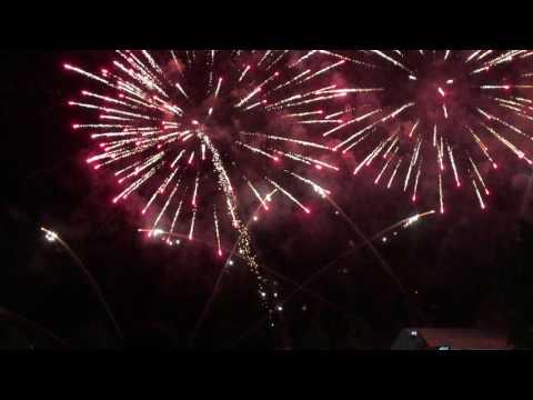 SM Cabanatuan Fireworks Fest Part 2 (INDONESIA) Full, March 04,2017