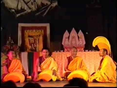 Tibetan Ritual Sounds and Dance