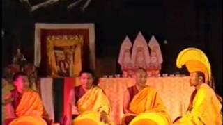 Tibetan Ritual Sounds and Dance