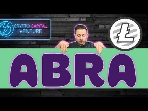 Litecoin & ABRA - Bigger News For LTC Than Most Realize