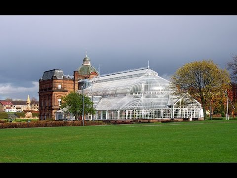 Places to see in ( Glasgow - UK ) People's Palace and Winter Gardens