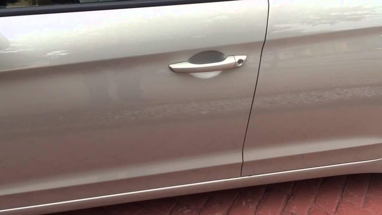 Hyundai Elantra Car Alarm Youtube Auto Alarms Installed