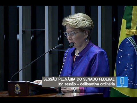 Ana Amélia critica medidas anunciadas pelo governo que prejudicam as indústrias do setor calçadista