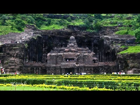 ELLORA CAVES - Heritage of India : A Virtual Tour