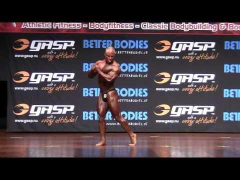 NM2012 Bodybuilding & Fitness 2012 | Eirik Kristensen