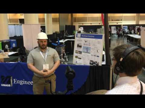 Post Turbine Test Interview UMass Lowell NREL 2016