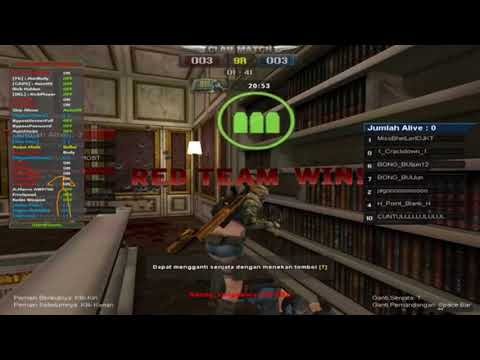 cheat Point Blank Garena Indonesia VIP 2017 - 2018 Terbaru Gratis