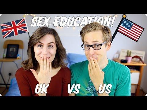 Sex Ed! British VS American | Evan Edinger & Dodie Clark