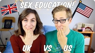 Sex Ed! British VS American | Evan Edinger & Dodie Clark