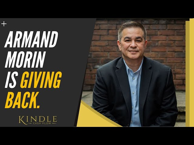 How Is Armand Morin Giving Back? And What Can YOU Get Out Of It?