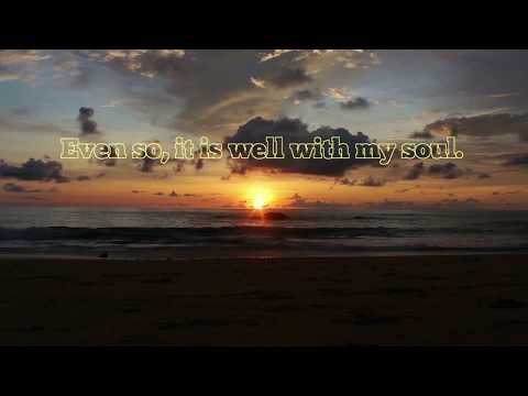 It Is Well with My Soul - Sovereign Grace Music / HD with lyrics on screen