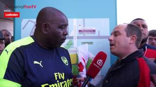 Arsenal 2 Man City 1 - We Can Win The FA Cup Says Fan!!