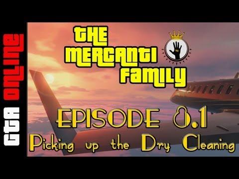 GTA 5 Online - The Commission - Episode 8 Part 1