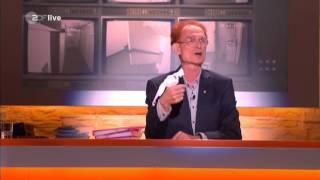 Piet Klocke - die Rente ist sicher - Anstalt 1-2013