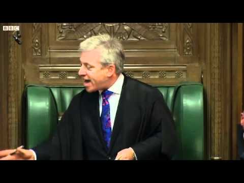 PMQs: John Bercow - Order! Behave Like An Adult Or Get Out - 13/07/2011