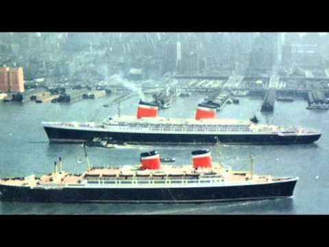 s.s. America, United States Lines, Sing,Sing,Sing by Benny Goodman