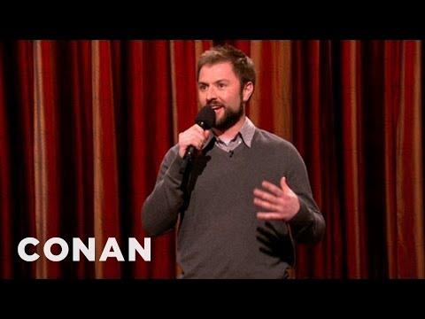 Adam Cayton-Holland Stand-Up  01/29/13 - CONAN on TBS
