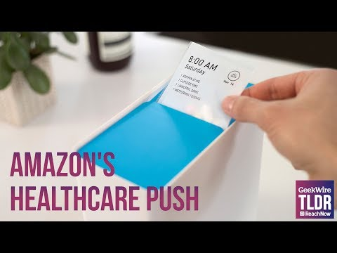 💊Amazon Agrees To Acquire PillPack | GeekWire TLDR | 6/28/2018