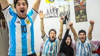 Argentina 3 Bolivia 0 | Copa America 2016 | AMIGOS