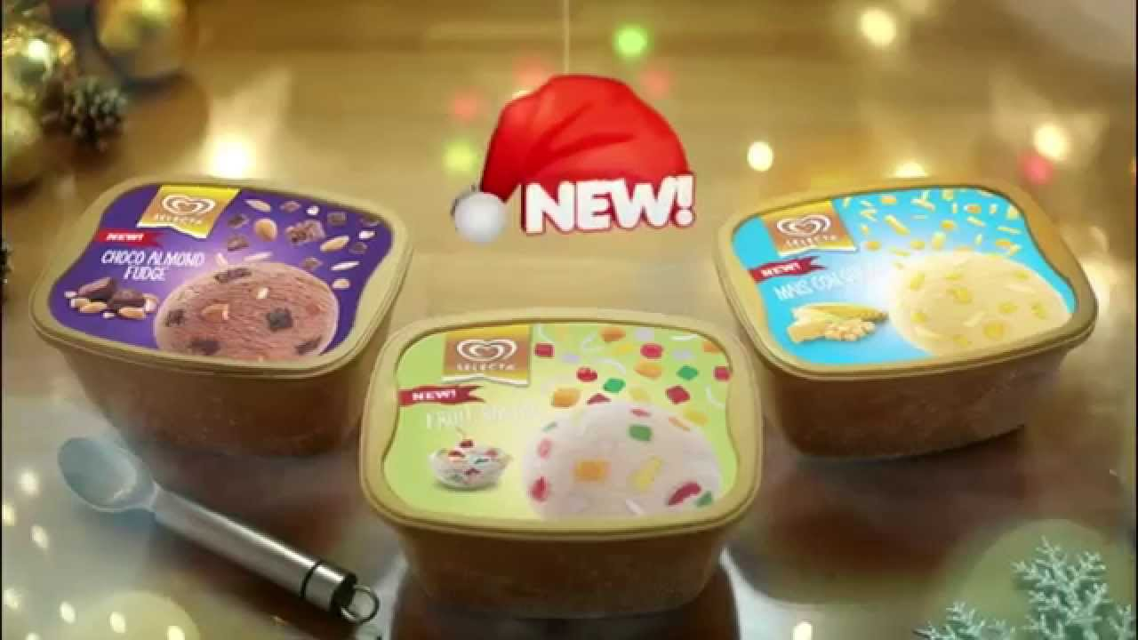 Christmas Flavors.Selecta Ice Cream Christmas Flavors Chef Jay S Kitchen