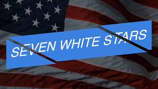 """Corinne Cook   """"Seven White Stars"""" Official Lyric Video"""