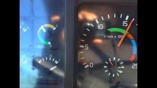Volvo fh12 380 normal bosim oshirish? Bu qavat uchun 20t gaz!