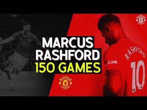 Marcus Rashford | 150 Appearances for Manchester United | The Story So Far