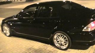 BMW 535I V8 & LEXUS IS 200 SPORT VER