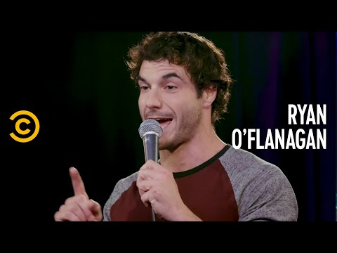 Why Alcohol Is Better Than Weed – Ryan O'Flanagan - Stand-Up Featuring
