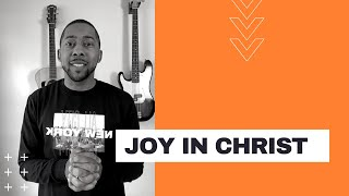 Joy in Christ (Psalm 51:12)