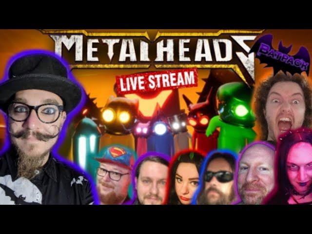 Brutal Party (Metal Heads) #MetalHeads w/ Otreum Dev