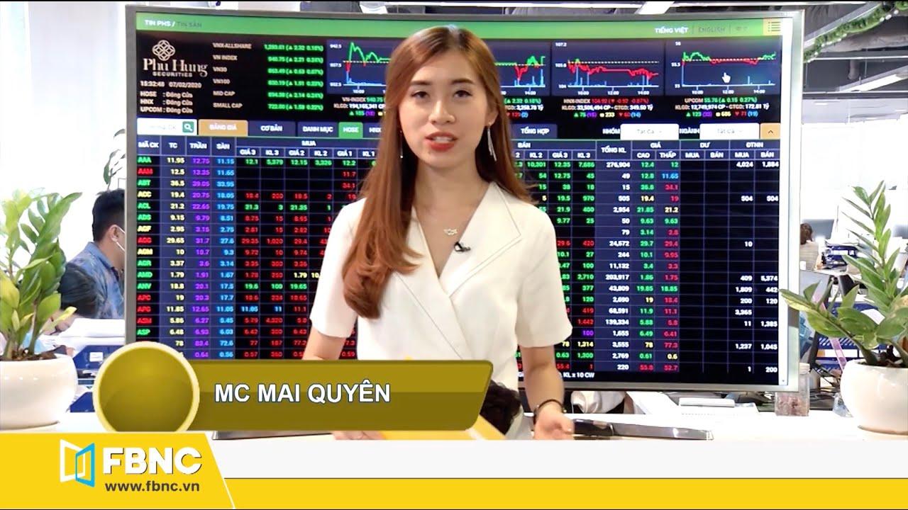 Thị trường chứng khoán toàn cầu sụt giảm mạnh, giới đầu tư lo lắng | FBNC TV Giờ Kết Sổ 07/02/20
