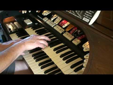 Adrian Rose Conn trinidad theatre organ  Theatreland