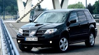 Mitsubishi Outlander 2004 Секонд Тест смотреть