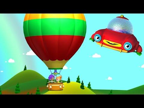 TuTiTu Toys  Hot Air Ballo