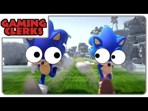 Sonic Generations | GCLive