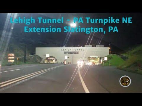 Lehigh Tunnel - PA Turnpike NE Extension Slatington, PA