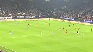 FC Schalke 04 - Galatasaray Istanbul 06.11.2018 Champions League Kafile Cekim Veltins Arena #S04GS