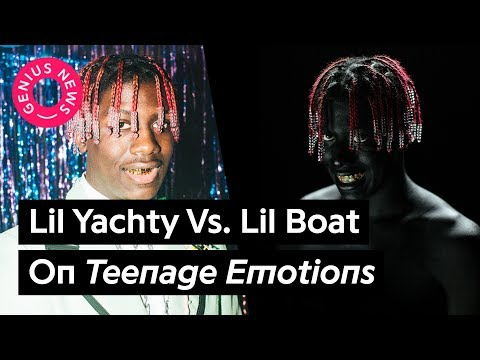 Thumbnail: Lil Yachty Vs. Lil Boat On 'Teenage Emotions' | Genius News