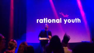 saturdays in silesia - Rational youth (live in Malmö, Swede